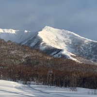 One of Niseko's famous backbowls