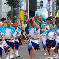 The colour and culture of Kutchans Matsuri.