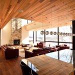 Panorama dining & lounge area