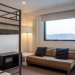 Tokubetsu bunk bedroom